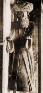 Kral Gagik Heykeli